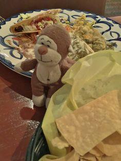 #Dinner @ETRestaurants. #Mexican #food is always a #winner. #taco #enchilada #chips #salsa #tasty #ElTorito #Mexicanfood