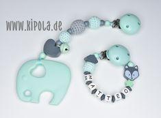individuell zusammengestellte Baby Geschenk-Sets Washer Necklace, Baby Favors