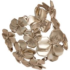 How cool is this Pansy bracelet?!?! Pansies r tough a$$ flowers too!!!