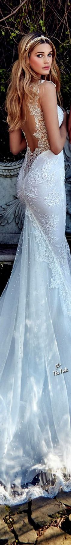 ❇Téa Tosh❇Galia Lahav, Le Secret Royal, Spring 2017, Haute Couture, Bridal