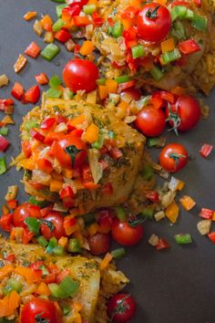 Oven baked fish with chermoula and preserved lemon - Moroccan fish tagine — My Moroccan Food