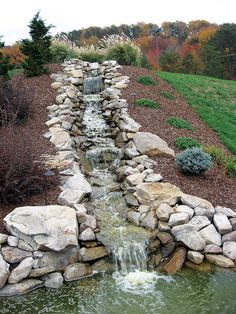 Don't Put That There! How rock and boulder placement can make or break your project By Rick Bartel