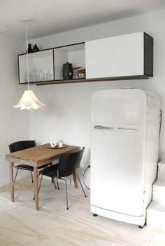 beautifully minimal kitchen makeover