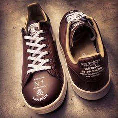 NEIGHBORHOOD × adidas Stan Smith