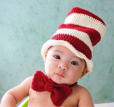 Stripe Series RED by sweetpeatoadtots on Etsy, $60.00