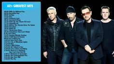 Best songs of U2 (full album) - U2's greatest hits of all the time