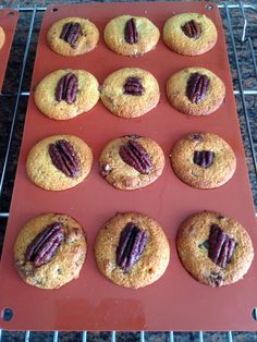 Koken op Locatie: Pecan muffins suikervrij