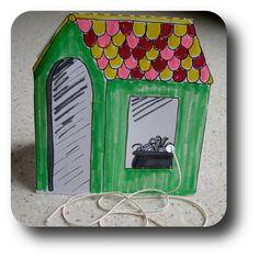 Strega Nona's house