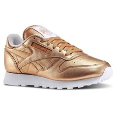 Reebok x FACE Stockholm Classic Leather Spirit - Rose Gold Impulsive | Reebok US