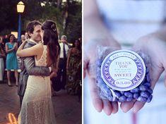Jill + Glenn Howerton's Lucky in Love Wedding | Real Wedding | Green Wedding Shoes Wedding Blog | Wedding Trends for Stylish + Creative Brides