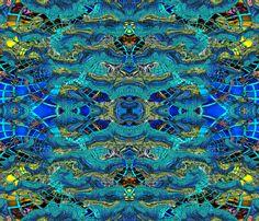 Fortitude_1_21x18_CCW fabric by k_shaynejacobson on Spoonflower - custom fabric