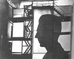 "Erwin Piscator - Scene from ""Hoppla wir leben"", Berlin (1927)"