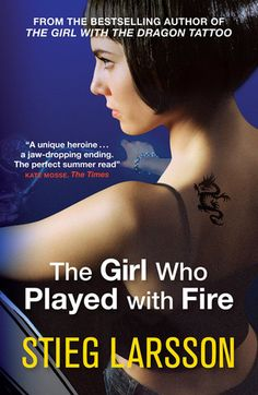 The Girl Who Played with Fire (Millennium #2), by Stieg Larsson - what I'm reading right now...