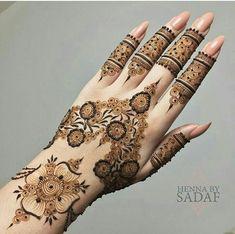 Henna Hand Designs, Eid Mehndi Designs, Mehndi Designs Finger, Wedding Henna Designs, Palm Mehndi Design, Modern Mehndi Designs, Mehndi Design Pictures, Mehndi Designs For Fingers, Beautiful Mehndi Design