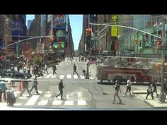 Visit beautiful Manhattan in NYC - YouTube