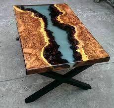 Die 1209 Besten Bilder Von Epoxidharz Tische Mobel Epoxy Resin