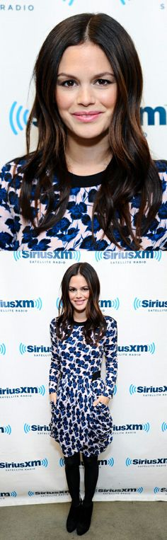 Rachel Bilson promoting 'Hart of Dixie.' Styling by Nicole Chavez. Hair by Owen Gould. Makeup by Leslie Lopez.