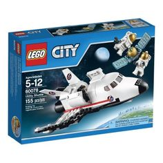 LEGO City 60078 Utility Shuttle Building Kit