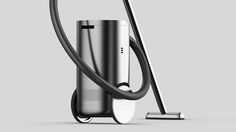 The airborne -a canister vacuum with intuitive movement on Behance