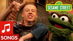 Macklemore feat. Oscar - Thrift Shop (Sesame Street Version)