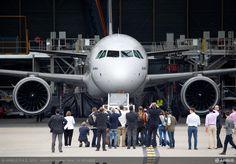 Primeiro Airbus A320neo já está concluído