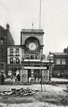 Whitechapel Road, 1900 London