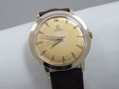 1958 OMEGA AUTOMATIC VINTAGE MENS WATCH