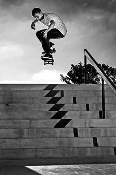 Todo sobre el skateboarding
