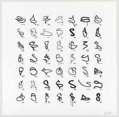 Evan Roth. Graffiti Taxonomy : New York. 2011