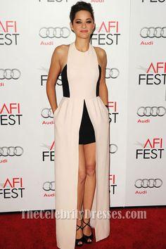 Marion Cotillard Prom Dresses Rust and Bone Premiere Red Carpet