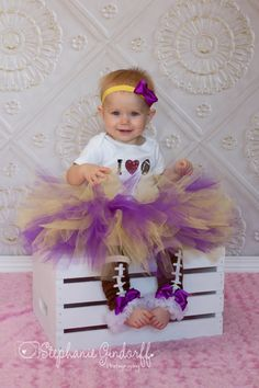 NFL Inspired YOU pick the team:  Personalized Football Onesie Jersey, Hair Bow, Tutu and Leg Warmer Set on Etsy, $50.50