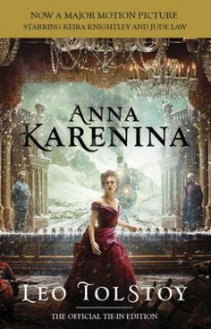 Luscious blog - anna karenina book cover.jpg  On my list of books to read