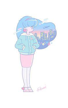 Learn To Draw Manga - Drawing On Demand Kawaii Art, Kawaii Anime, Pretty Art, Cute Art, Chibi, Character Art, Character Design, Desu Desu, Illustration Art