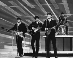 When the Beatles arrived in America, reporters obsessed over their hair