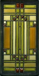 Motawi Tiles - The Frank Lloyd Wright Collection by Arts and Craftsman Woodworks in Ohio.