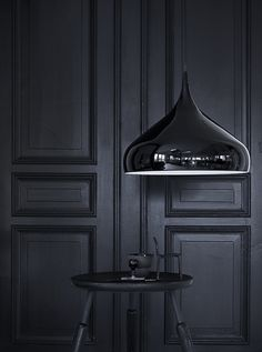 Gorgeous panelling | DETAILS | modern meets classic detailing. House of Honey Color Bar|Black www.delightfull.eu