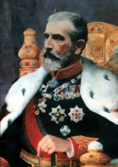 Carol I of Romania king My King, King Queen, Romania Facts, History Of Romania, Romanian Royal Family, Peles Castle, Queen Victoria Family, World War One, Royal Weddings