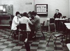 Has anyone ever seen the photo of The Beatles having tea before?