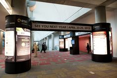 see you next year! @ Signage Collection, DESIGN West 2012