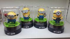 Despicable Me 2 Minions Figure Solar Powered Dancing Inch Movable Toy Solar Powered Toys, Despicable Me 2 Minions, Dancing Toys, Jojo Siwa, Dancers, Fun Stuff, Sun, Lady, Merry Christmas