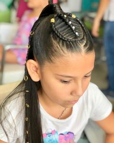 Kids Braided Hairstyles, Braids For Kids, Toddler Hair, Hair Styles, Ideas Para, Instagram, Kitty, Google, Fashion