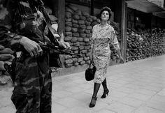 La gente de Sarajevo antes y ahora
