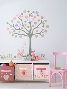 Looking for girls bedroom ideas? A girls' bedroom needs to be a flexible space, accommodating their changing needs from babyhood through to teenage years Baby Bedroom, Girls Bedroom, Bedroom Ideas, Baby Decor, Kids Decor, Princess Room, Little Girl Rooms, Kid Spaces, Girl Nursery