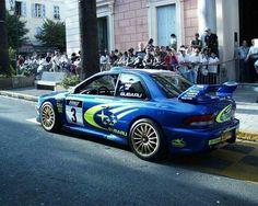 Subaru Impreza #WRC