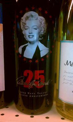 Marilyn Merlot, Wine