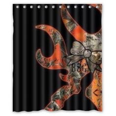 Home - Country Decor Idea Shower Curtain Sizes, Bathroom Shower Curtains, Country Bathrooms, Girl Camo, Browning, Country Girls, Fabric, Prints, Tejido