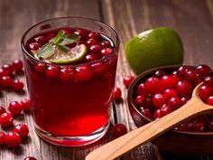 Best Cranberry Juice, Cranberry Mocktail Recipes, Cranberry Juice Benefits, Cranberry Wine, Cranberry Juice Cocktail, Bebidas Detox, Healthy Meals For Two, Healthy Breakfast Recipes, Healthy Recipes