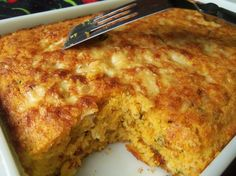 Jalapeño Cheddar Cornbread in a Hurry - Hispanic Kitchen