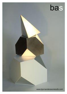 Pyramid Lamp, Light Box and Stool by Bjorn Andersson Studio, Stand G18 Hall T1, Tent London 2014 www.bjornanderssonstudio.com