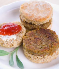 Oats & Rice Sausage - My Vegan Cookbook - Vegan Baking Cooking Recipes Tips Vegan Sausage Recipe, Sausage Recipes, Veggie Sausage, Vegan Vegetarian, Vegetarian Recipes, Cooking Recipes, Savoury Recipes, Vegan Foods, Healthy Recipes